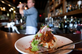 by: CHRISTOPHER ONSTOTT Portland's reputation as a dining destination is being upheld by a new generation of restaurants that include Mextiza in Northeast Portland.