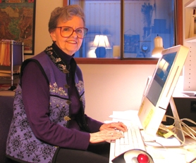 "by: Mikel Kelly Carol Grier, shown in the home office of her Beaverton condo, has a couple of books out right now, the most recent being this year's ""How to Recognize a Good Man When You Meet Him (And How to Treat Him)."" The how-to book comes right on the heels of 2010's ""Choices: A Memoir."""