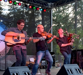 by: Submitted photo Molly's Revenge will perform Saturday, Jan. 14, at the Winona Grange in Tualatin with the help of Scottish fiddler Rebecca Lomnicky and Celtic singer Molly Raney.