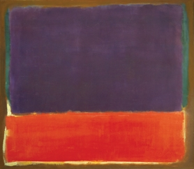 "by: Courtesy photo Mark Rothko's ""No. 14,"" dating from about 1951, is one of many major works by the artist that will be featured at the Portland Art Museum beginning Feb. 18."