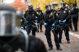 by: CHRISTOPHER ONSTOTT Portland paid over $2 million in overtime costs for police officers during the nearly six weeks of Occupy-related protests last fall.