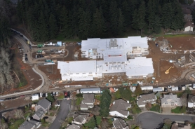 by: Submitted Construction on Trillium Creek Primary School in West Linn is on track with a projected fall opening. The school will serve up to 500 students.
