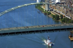 by: Tribune File Photo The City Council will hear a report on the Portland Harbor cleanup plans Wednesday. The harbor is a federal Superfund site. A lawsuit is challenging the city's involvement in the cleanup.