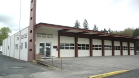 by: Jeff Spiegel, The current fire station, which is just under 10,000 square feet, was built in 1964.