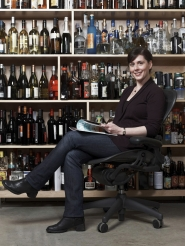 by: Courtesy of Stuart Mullenberg, Karen Foley is keeping tabs on Oregon and the nation's cocktail culture as publisher of Imbibe. And if you want to get on her good side, offer up a Mint Julep.