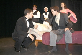 by: Lisa Andersen, The latest Sandy HIgh production,