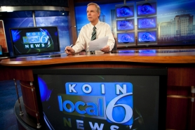 by: CHRISTOPHER ONSTOTT, Mike Donahue has done everything at KOIN (6) – reporting, writing, anchoring – and he simply says
