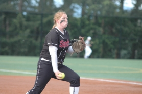 by: Kristopher Anderson, Sammie Byron pitched a complete game shutout and also drove in the game winning run in a 4-0 triumph over Mountain View on Wednesday.