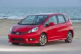 by: HONDA MOTOR CO., The 2012 Honda Fit is still a good economy car choice.