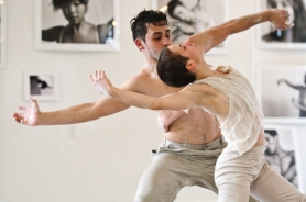 "by: COURTESY OF CHRISTOPHER PEDDECORD, Northwest Dance Project puts on ""Summer Splendors,"" June 8-17, featuring the likes of dancers Elijah Labay and Andrea Parson."
