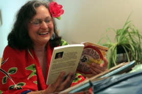 "by: Jonathan House, Cedar Mill resident Barbara Guardino recounted her teen adventures as a Beatles fan in her self-published historical fiction novel, ""How I Met the Beatles (And How They Broke My Heart)""."