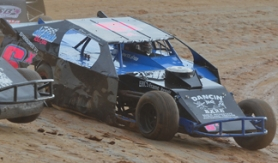 by: John Brewington, Don Jenner broke a minutes-old track record at River City Speedway on Saturday. Jenner broke a new record set by Doug Davenport in an earlier time trial that day. Jenner would finish second overall in the main event.