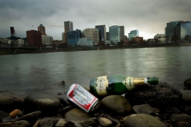 by: Tribune file photo, Plans to clean up the Portland Harbor could include new recreation areas and industries along the Willamette River.