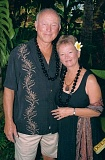 by: SUBMITTED PHOTO - Dave and Terry Rocheleau are pictured in Hawaii.