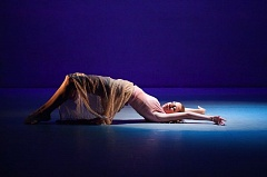 by: COURTESY PHOTO: PACIFIC UNIVERSITY - Dancers from the 2011 Dance Works show at Pacific University make difficult moves look easy.