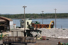by: SPOTLIGHT PHOTO: KATIE WILSON - St. Helens city officials say they are in negotiation with Boise Inc., for the purchase of a 17-acre waterfront property. A Brownfields Redevelopment Fund Grant Agreement signed May 16 between the city and the state will take a closer look at any contamination at the site.