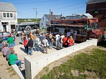 by: COURTESY OF THE FOOD NETWORK - Two food truck teams visited the other Portland (in Maine) last year during the third season of the Food Network's 'The Great Food Truck Race.' On Saturday and Sunday, May 18 and 19, teams will compete in the Rose City as part of the TV show's fourth season.