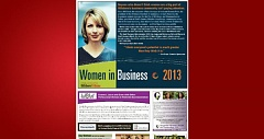 (Image is Clickable Link) by: PAMPLIN MEDIA GROUP - Women in Busienss 2013