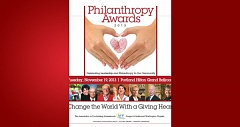 (Image is Clickable Link) by: PAMPLIN MEDIA GROUP - 2013 AFP Philanthropy Awards