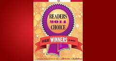 (Image is Clickable Link) by: PAMPLIN MEDIA GROUP - Readers Choice 2014 - Gresham Outlook & Sandy Post