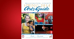 (Image is Clickable Link) by: PAMPLIN MEDIA GROUP - Washington County Arts Guide - Spring 2014