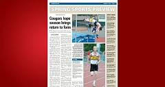(Image is Clickable Link) by: PAMPLIN MEDIA GROUP - Spring Sports Preview - Canby Herald 2014