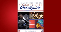 (Image is Clickable Link) by: PMG - Washington County Summer Arts Guide 2014