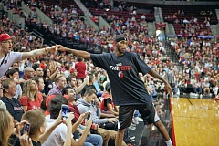 by: TRIBUNE FILE PHOTO - Will Barton will enter his third season with the Trail Blazers this year hoping to be a regular contributor off the bench for coach Terry Stotts.
