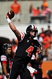 Photo Credit: TRIBUNE FILE PHOTO: JAIME VALDEZ - Senior QB Sean Mannion, now weighing 230 pounds, could become the Pac-12's all-time career passing yardage leader this season.