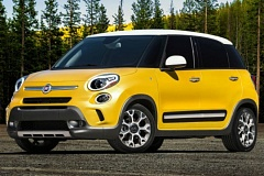 by: FIAT AUTO GROUP - The 2014 Fiat 500L is for those who want something truly distinctive.