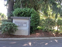 by: BARBARA SHERMAN - CHANGES AHEAD - Dead-end Versailles Lane, located south of Fischer Road, currently serves the 24-unit River Lake Village Condos, but in the future, the residents of 80 new homes also will be using it.