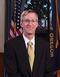 State Treasurer Ted Wheeler