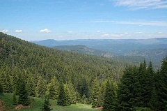 Photo Credit: SCOTT STAATS - A view of the Ochoco National Forest