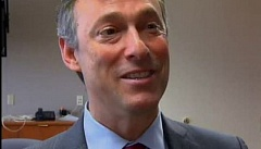 Photo Credit: KOIN 6 NEWS - Jeff Cogen, in a 2013 photo when he was Multnomah County Chair.