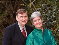 Photo Credit: SUBMITTED PHOTO - Bishop John Spong and his wife Christine will be visit Lake Oswego on Sept. 10. Spong will be honored as a living prophet by New Thought Center for Spiritual Living.