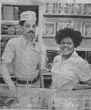 Photo Credit: FILE PHOTO - Hurtis Hadley owned the Milwaukie Pastry Kitchen shop with his wife, Dorothy.