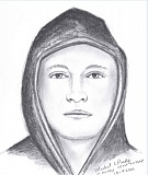 Photo Credit: WASHINGTON COUNTY SHERIFF'S OFFICE - Washington County Sheriff's Office investigators released this composite drawing of the man suspected in the stabbing death of Nicole Laube in Cedar Mill on Aug. 19.