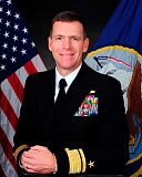 Photo Credit: SUBMITTED PHOTO - Rear Admiral Dixon R. Smith