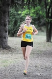 Photo Credit: MATTHEW SHERMAN - West Linn's Emily Jordan finished the race strong at Mary S. Young State Park last week and finished second behind teammate Johanna Briscoe.