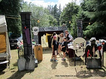 Photo Credit: SUBMITTED PHOTO: DAVID JONES - This year's West Linn Haunted Trail has a theme of 'Baron Samedi's Midnight Travelling Circus,' and organizers are promising an inclusive, memorable experience for those of all ages.