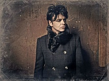 Photo Credit: COURTESY OF BB GUN PRESS - Gary Numan of Cars fame has released a new EP, I Am Dust, a dark take on the world and its dystopian future. He plays the Roseland Theater, Oct. 26.