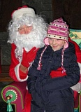 Photo Credit: SUBMITTED PHOTO - A special visitor from the North Pole is expected to make an appearance at the 50th annual tree lighting taking place in Lake Oswego Nov. 28.