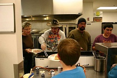 Photo Credit: CENTRAL OREGONIAN FILE PHOTO - The Seventh Annual Kids Club Thanksgiving Dinner takes place on Thursday, Nov. 20 at 6 p.m. at Crook County High School.