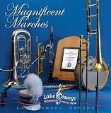Photo Credit: SUBMITTED PHOTO - The new CD Magnificent Marches will be sold at Sunday nights concert at Lakeridge High School Auditorium.
