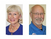 Photo Credit: HOLLY M. GILL - The race for a seat on the Jefferson County Commission will be decided by a hand recount Thursday. After all votes were tallied Tuesday, Mae Huston had a 12-vote lead over Tom Brown.