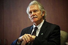 Photo Credit: PAMPLIN MEDIA GROUP PHOTO: JAIME VALDEZ - Gov. John Kitzhaber, shown here in May 2014, released his recommended budget this week.