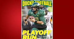 (Image is Clickable Link) Ducks Football - Rose Bowl Playoff Run