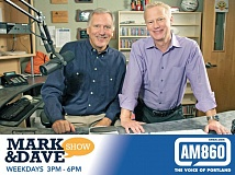 Photo Credit: PAMPLIN MEDIA GROUP - Mark & Dave on AM860.