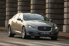 Photo Credit: TATA MOTORS - The Jaguar XJL is one of the most beautiful cars on the road today.