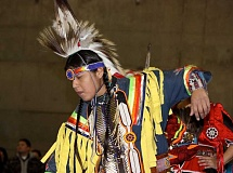 Photo Credit: SUBMITTED PHOTOS  - PCCs Wacipi Powwow will feature dozens of drumming groups and dancers.